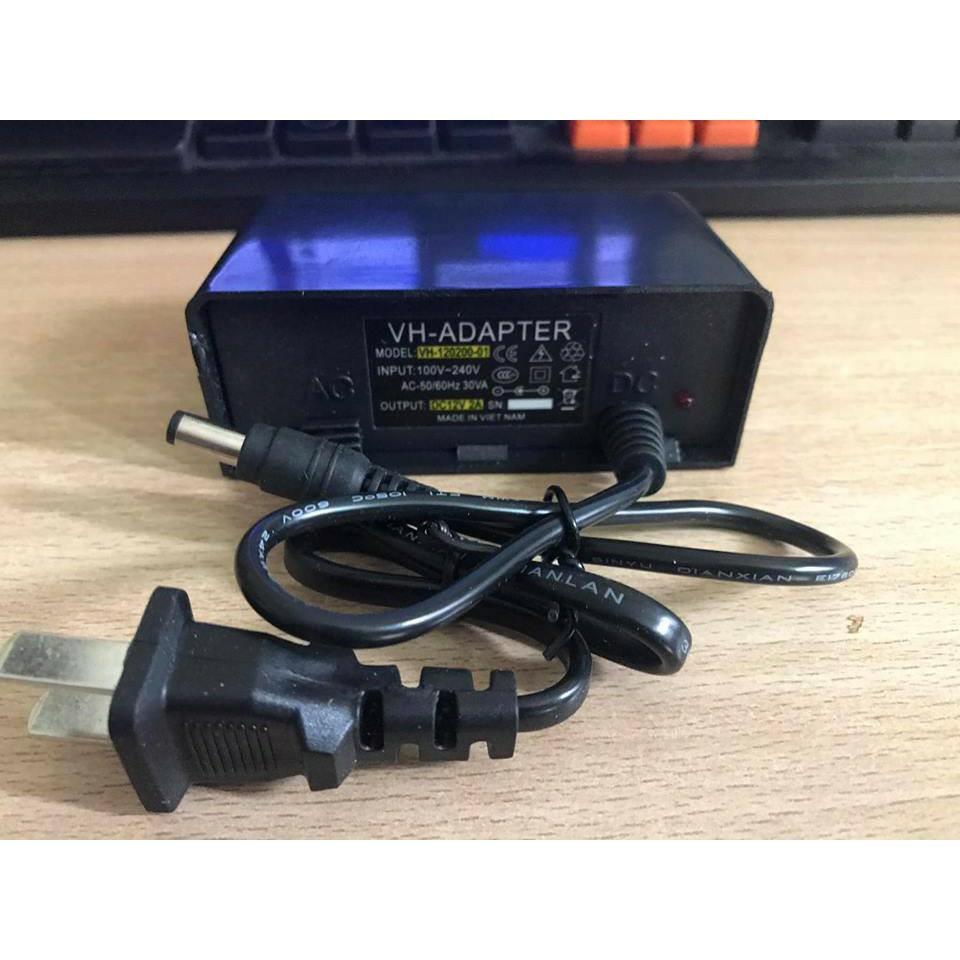 Nguồn Adapter 12V-2A Dành cho Camera yoosee ngoài trời, Camera các loại 1