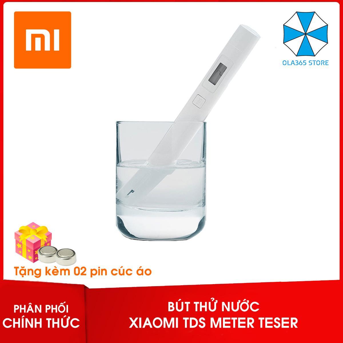 Bút thử nước, kiểm tra chất lượng nước Xiaomi TDS Meter Tester
