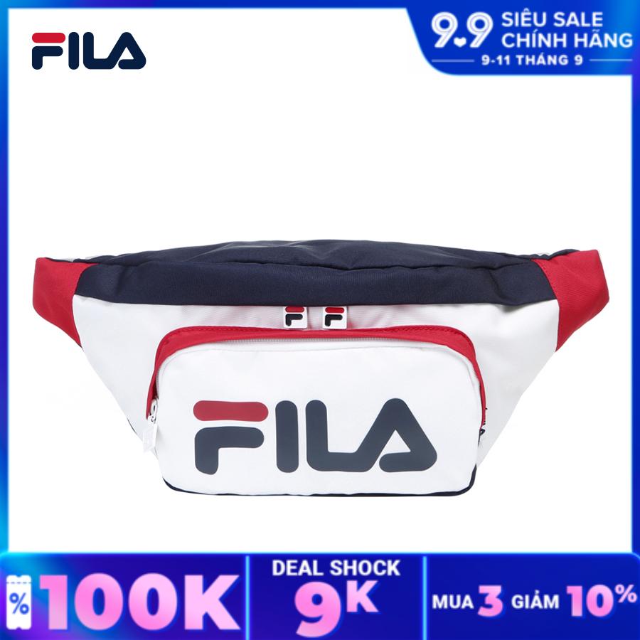 FILA Túi đeo hông unisex Bts Global Inline FS3BCC5310X (42x17x5cm)