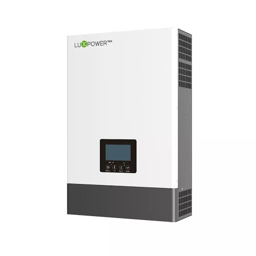 Inverter độc lập & hòa lưới, biến tần Hybrid Luxpower 5kW - 2MPPT 6000W pin mặt trời - Mã SNA 5000 WPV
