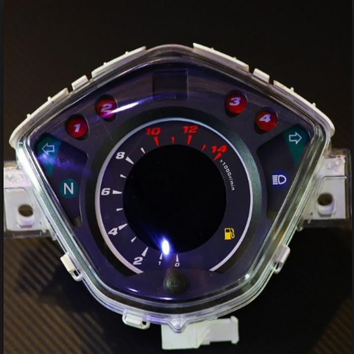 Đồng hồ điện tử cho Wave RSX 110, Wave S110