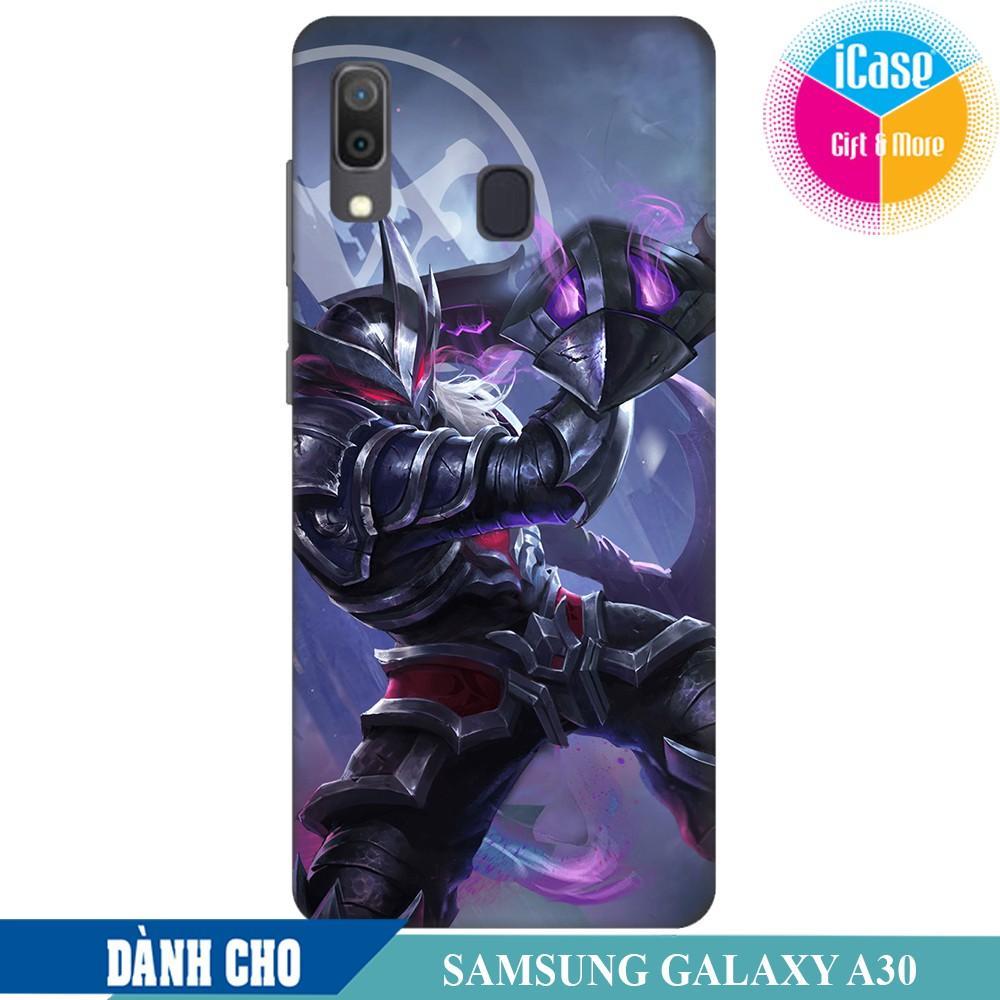 Ốp lưng nhựa dẻo dành cho Samsung Galaxy A30 in hình Nakroth Bboy Công Nghệ