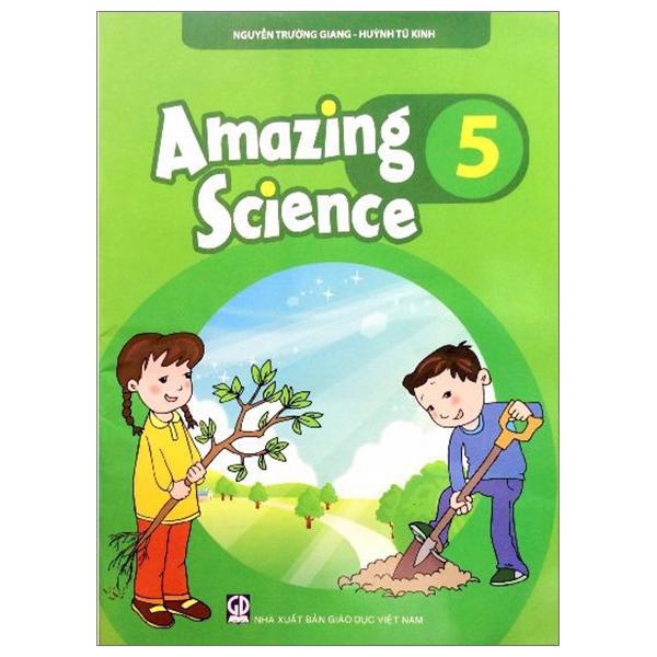 Fahasa - Amazing Science 5