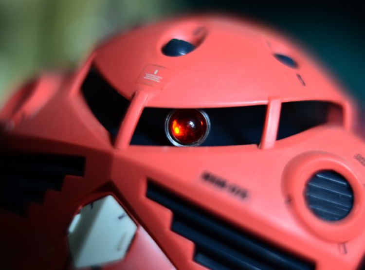 Phụ kiện mod - Metal part - Mắt Gundam/Zaku 6.0mm (Gundam/Zaku lens 6.0mm)