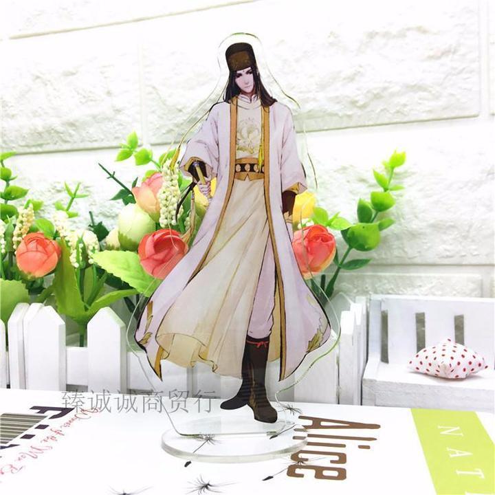 Standee Kim Quang Dao Ma Đạo Tổ Sư Trần Tình Lệnh Tượng Acrylic Standee Anime mica mô hình Tiêu Chiến Vương Nhất Bác Lam Vong Cơ Ngụy Vô Tiện