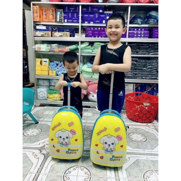 Vali kéo du lịch siêu hót cho trẻ đi du lịch, đi học.. 2