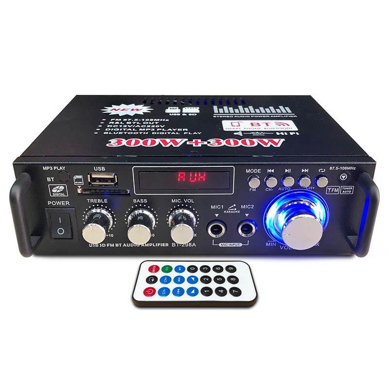 Amply Bluetooth, Amply Karaoke Bluetooth, Amply Bluetooth Công Suất Lớn Mua Ngay Amply Bluetooth Karaoke Tely-BIJ253 Kết Nối Đa Dạng, Âm Thanh Sống Động BH Uy Tín Lỗi 1 Đổi 1