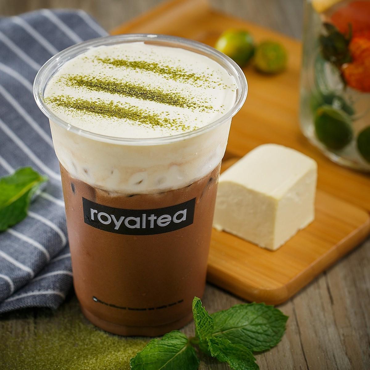[Kootoro] HCM E-voucher  Royal Tea giảm giá 35% toàn menu tại 10 chi nhánh