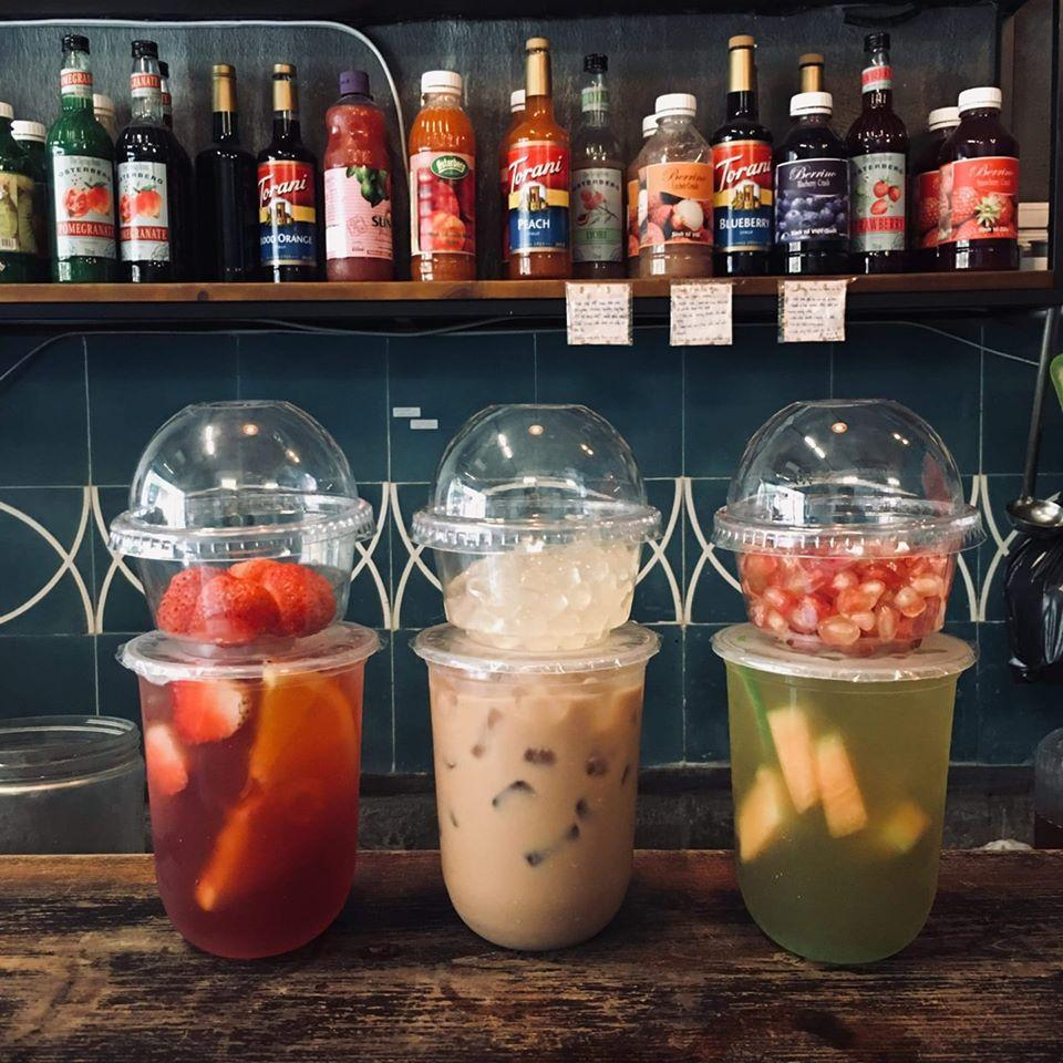 HCM - Izbôn Tea - Evoucher giảm 40% toàn menu nước