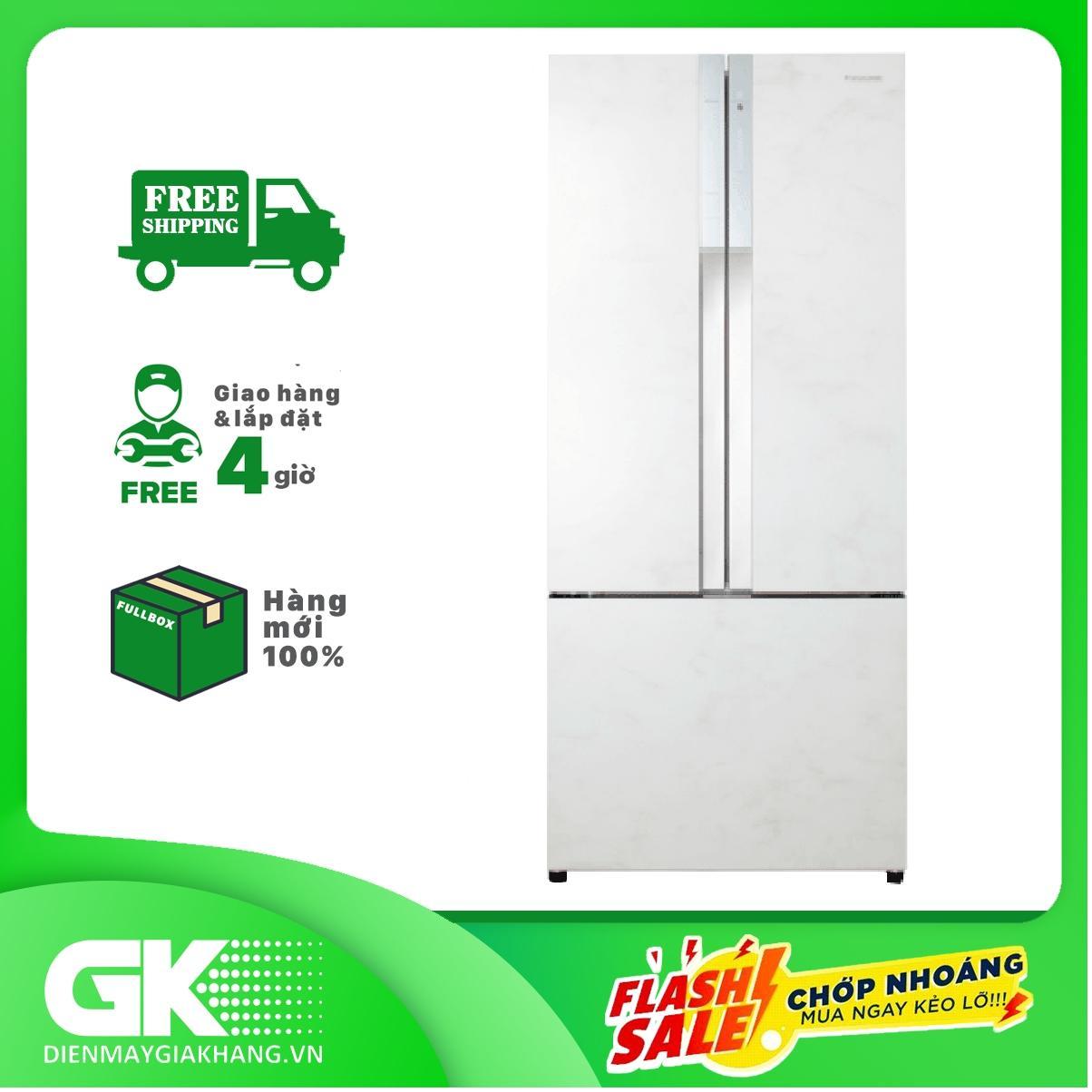 Tủ lạnh Panasonic Inverter 491 lít NR-CY557GXVN