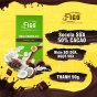[ĂN LÀ NGHIỆN] Kẹo Socola sữa nhân Dừa tăng cân thanh Figo 50gram ( Đồ ăn vặt ngon, gây nghiện cao) - Socola sữa ngon việt nam