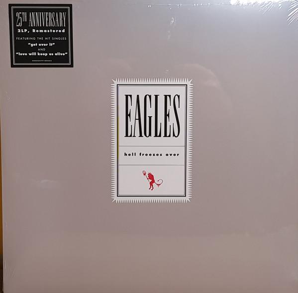 Đĩa than  Eagles – Hell Freezes Over - brand new 2x vinyl