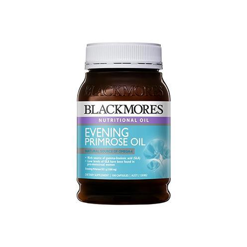 [HCM] Tinh Dầu Hoa Anh Thảo Blackmores Evening Promise Oil 190 Viên Tăng Cường Nội Tiết Tố Nữ Jessica Shop