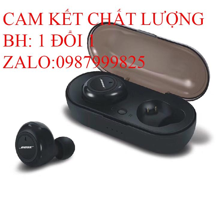 Bộ tai nghe bluetooth TWS-2 sử dụng công nghệ âm thanh TWS với 2 tai nghe tách rời, thiết kế mỗi buồng độc lập bên trong giúp cho việc phát tiếng được thuận lợi, tránh pha trộn âm thanh, tạo nên chất âm to, rõ ràng và sống động