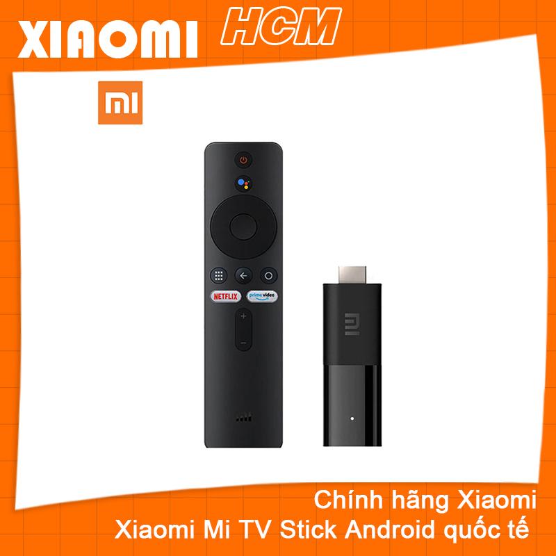 Xiaomi Mi TV Stick Android TV Box quốc tế - Hàng chính hãng