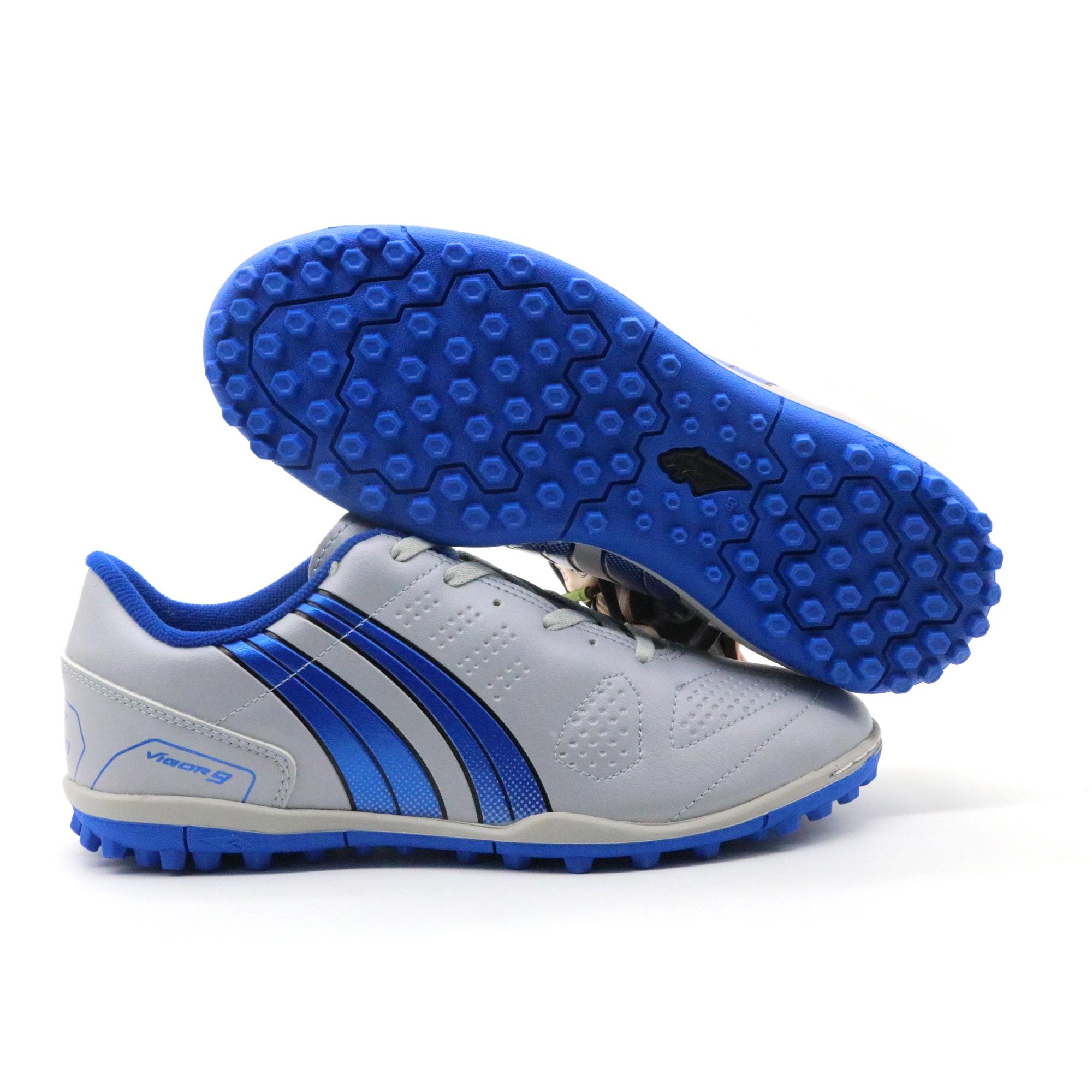 Giày pan màu xanh