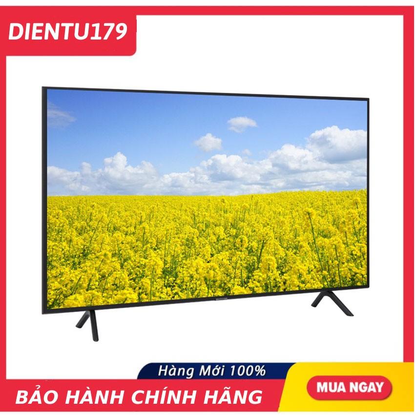Smart Tivi Samsung 4K 43 inch 43RU7400 chính hãng