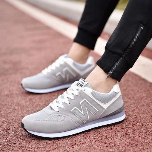 ✅ [ XẢ HÀNG ] Giày SNEAKER G2 ( XÁM ) Thể Thao/Giày Nam, chất thoáng mát, đế bằng, phong cách Hàn Quốc, phù hợp cho mùa hè, phong cách học sinh, mẫu mới nhất - URBAN SHOES LUXURY