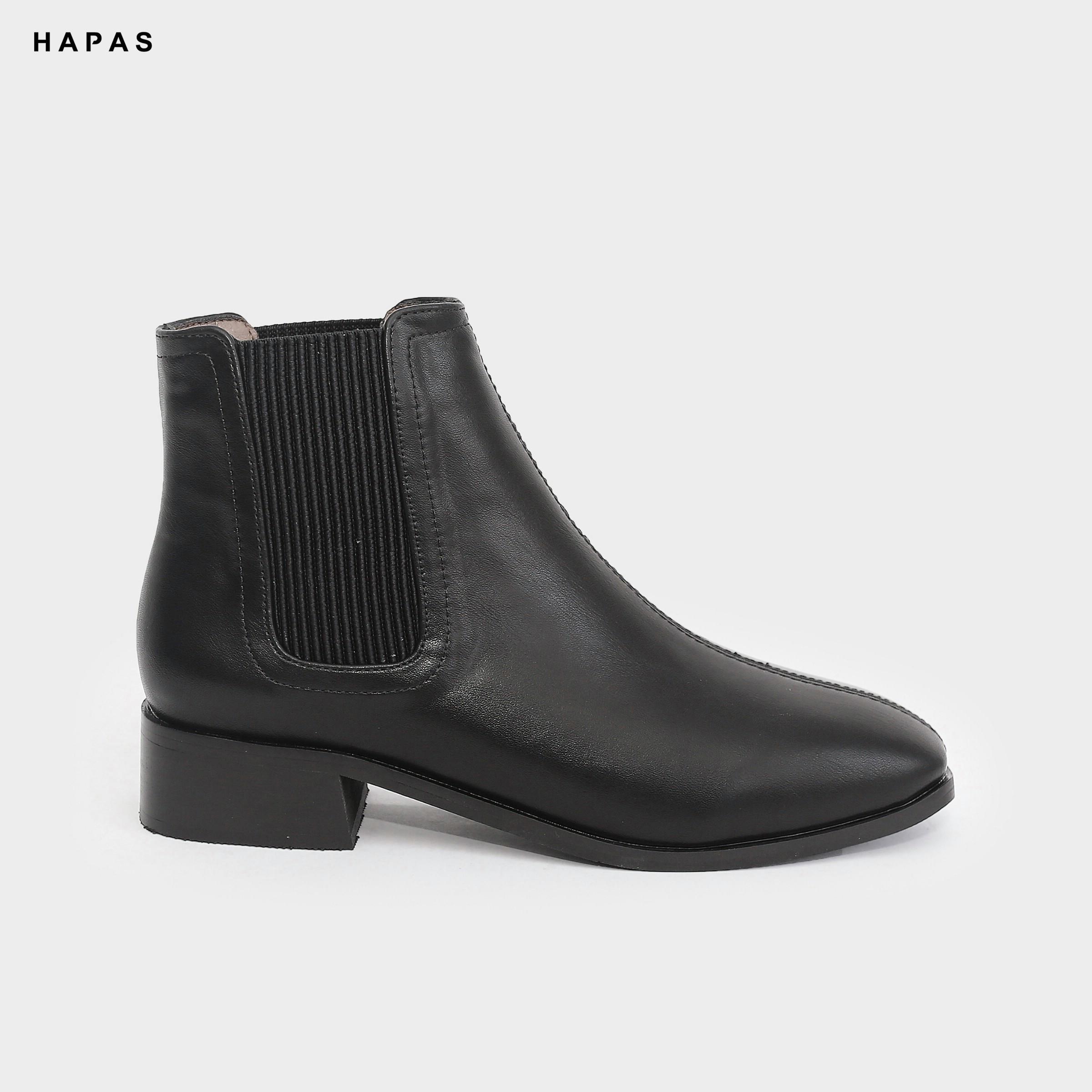 Boot Cổ Thấp Quai Chun HAPAS BOT32