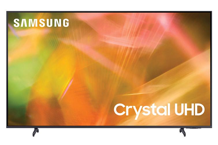 Smart Tivi Samsung 4K 43 inch 43AU8000 Crystal UHDModel Mới
