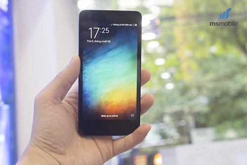 Điện thoại 2 sim pin trâu xiaomi 2a 8GB ROM - 1GB RAM siêu mạnh - cảm ứng cấu hình cao