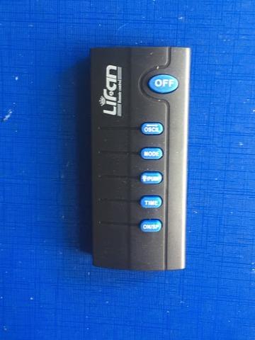 Điều khiển quạt LIFAN ,Remote từ xa quạt LIFAN hàng chất lượng cao chính hãng .Bảo hành 6 tháng .Tặng kèm pin AA ,Remote quạt lifan chính hãng