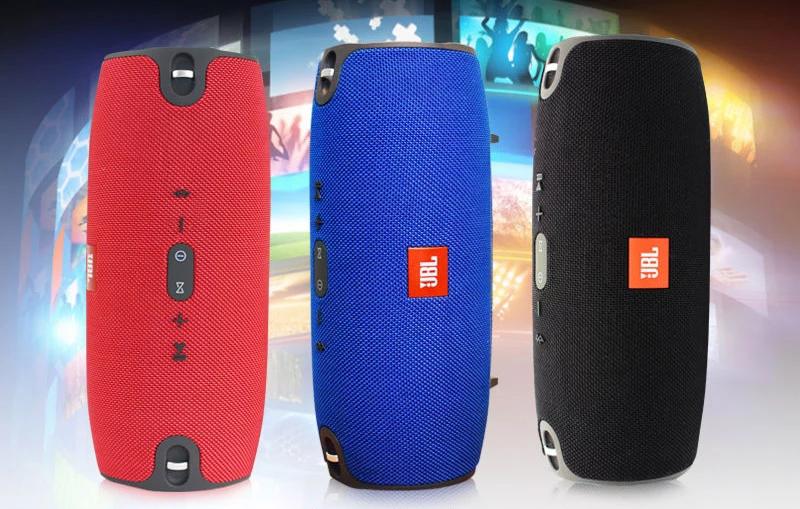 Hình ảnh [ XẢ KHO BÁN LỖ ] Loa Không Dây JBL Xtreme 5, loa Di Động JBL Xtreme 5, Loa Bluetooth Xtrêm 5 Siêu Bass, Loa Công Suất Khủng Cho Tín Đồ Yêu Nhạc, vỏ chống bụi chống thấm nước có móc dây đeo, âm thanh trong bass siêu trầm
