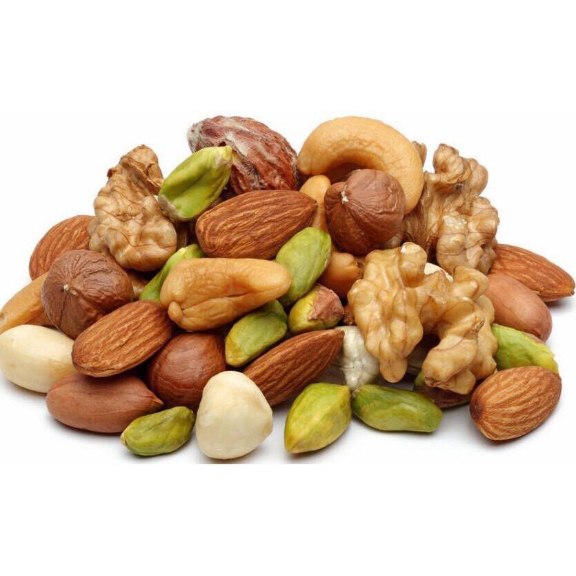 Hộp 500g hạt dinh dưỡng các loại ăn liền loại 1 | Lazada.vn