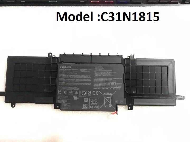 🎯 Pin laptop Asus ZenBook 13 UX333FN UX333FA UX333