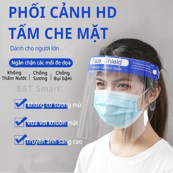 Kính chống giọt bắn phòng dịch kính che mặt bảo hộ nón chống dịch miếng chắn giọt bắn kính chắn giọt bắn tấm chắn giọt