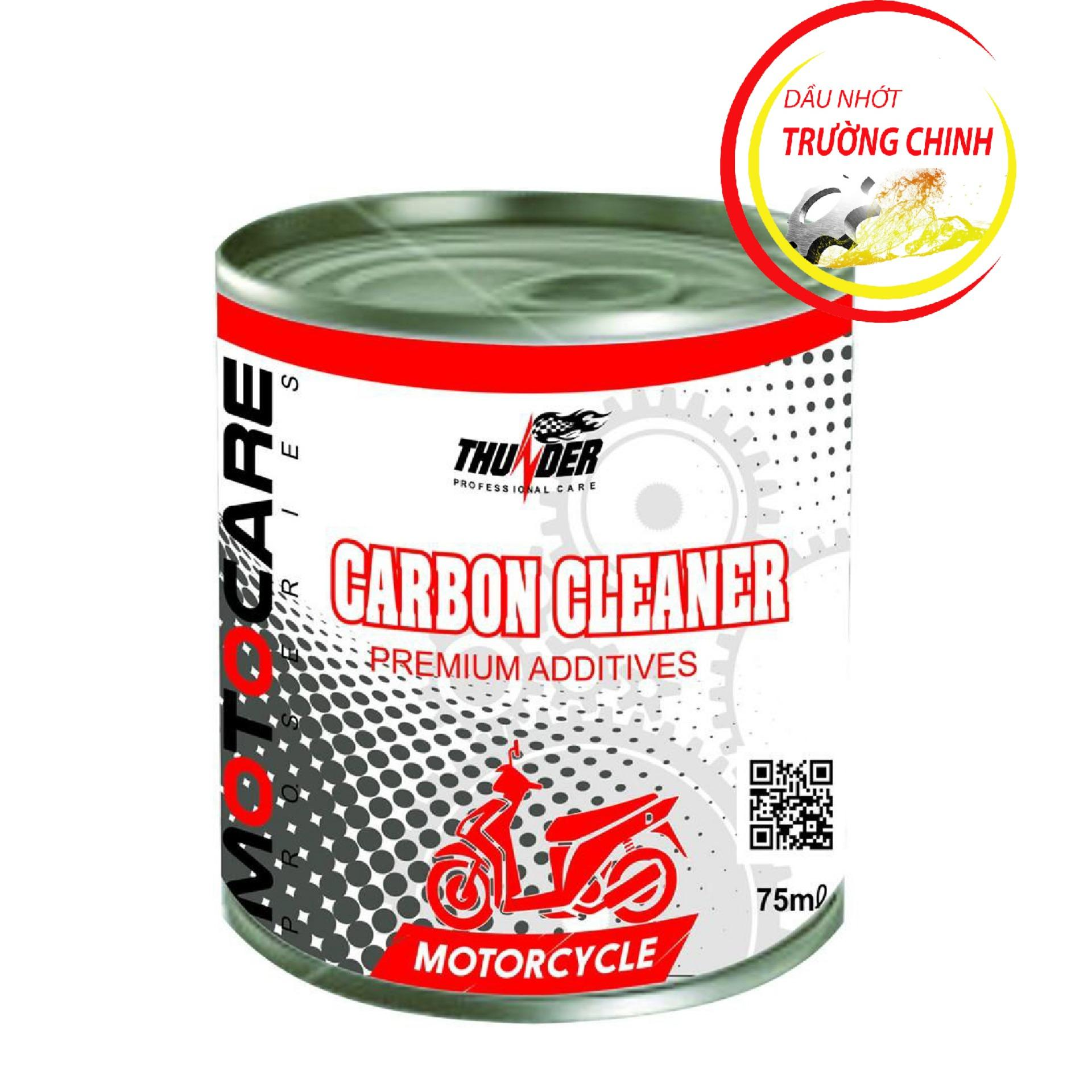 Dung dịch Vệ Sinh Buồng Đốt Thunder Carbon Cleaner