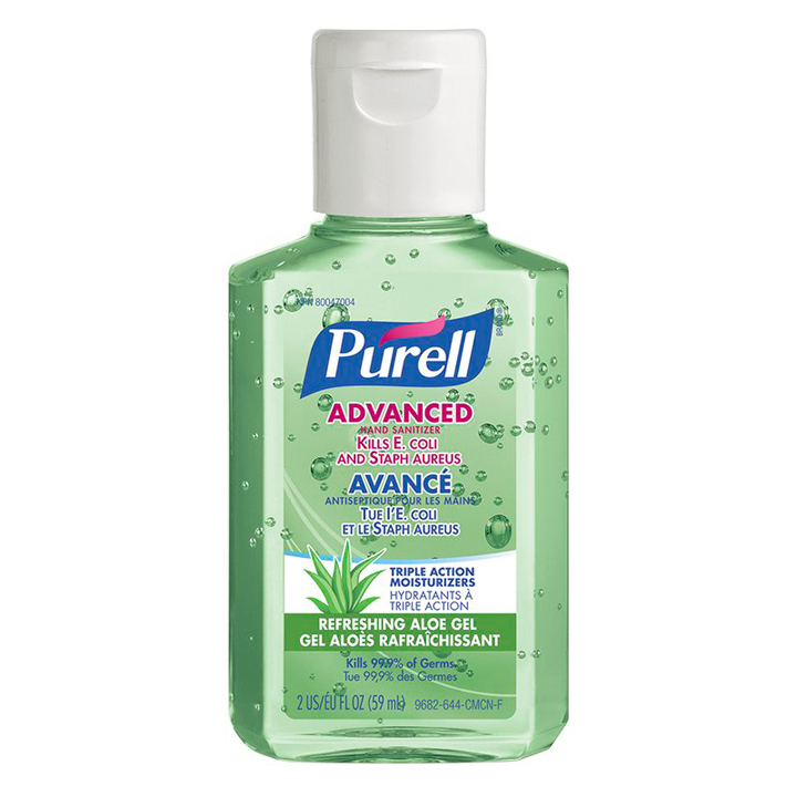 (Combo 5 Chai)Nước rửa tay vệ sinh khô PURELL 59ML -Tăng 1 Chai Purell 30ML