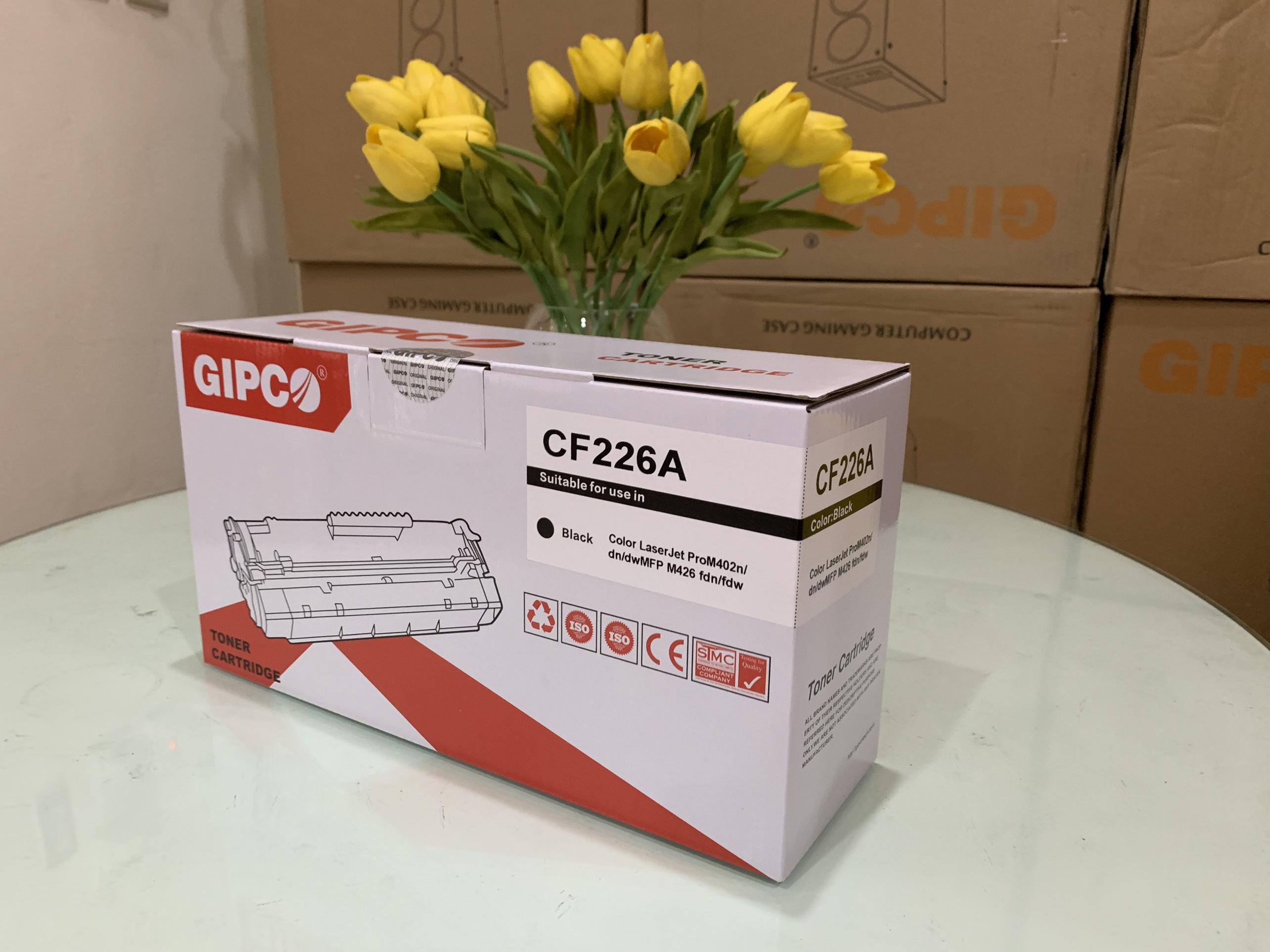 Hộp cartrige mực in Gipco CF226A
