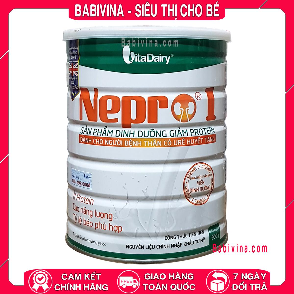 Sữa Nepro 1 900g Dành Cho Bệnh Nhân Suy Thận