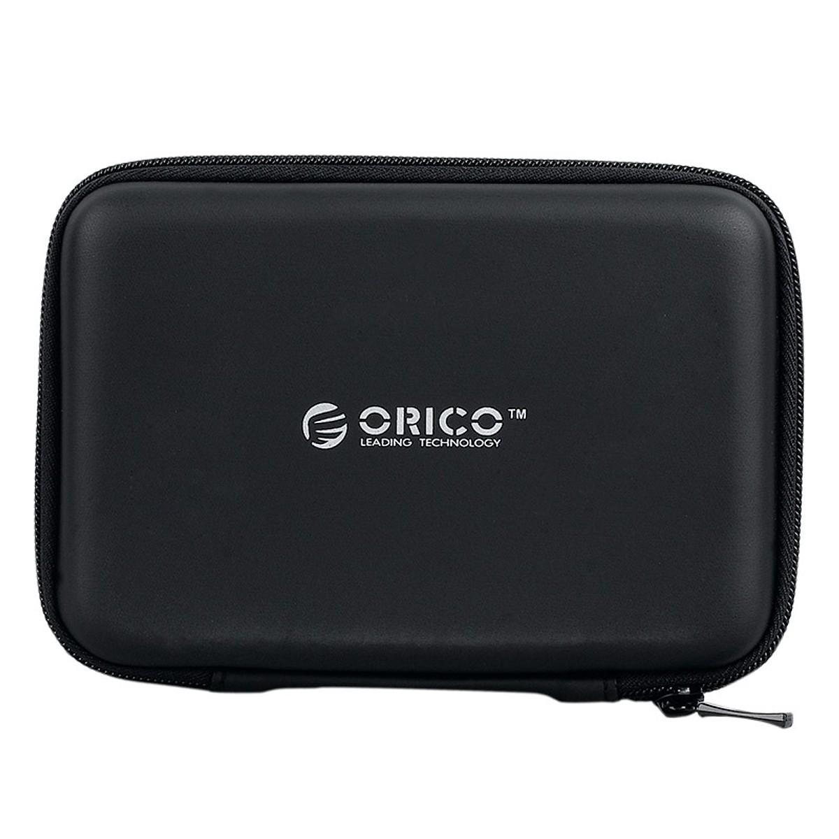 Hộp bảo vệ ổ cứng 2.5 Orico PHB-25 ĐEN
