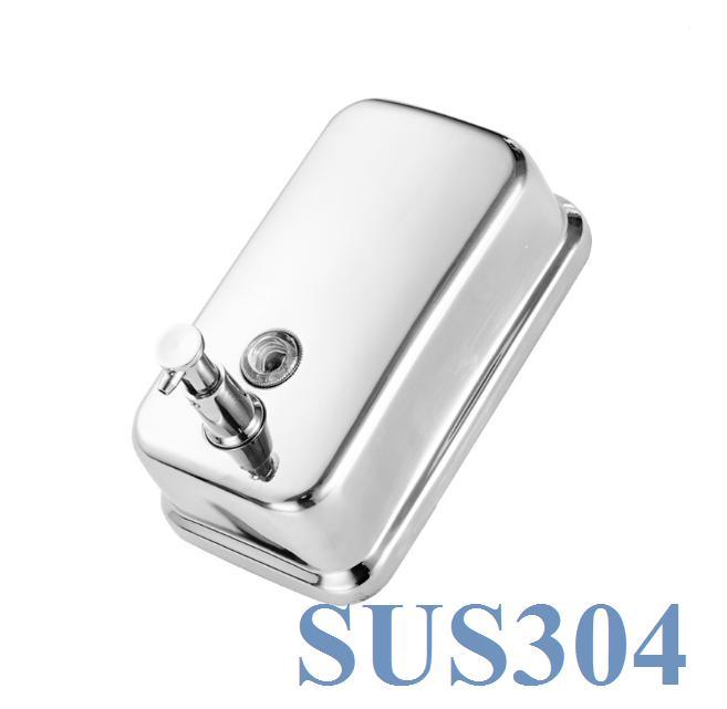 Hộp đựng nước rửa tay SUS304 - V800ml