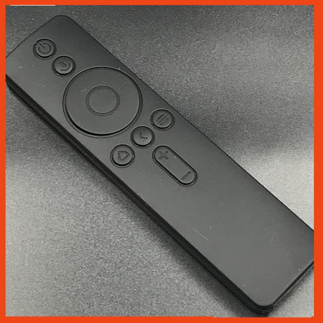 Bao Silicon cho Remote Mi TV / TV Box Xiaomi (Màu Đen)