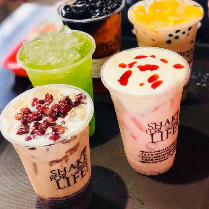 HCM - Evoucher Ding tea Nguyễn Thị Thập mệnh giá 100k áp dụng cho toàn menu