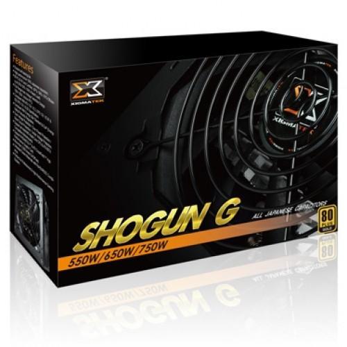 Nguồn Máy Tính CST XIGMATEK SHOGUN G 750W - 100% TỤ ĐIỆN NHẬT BẢN - Hàng Mai Hoàng BH 36 tháng