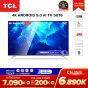 Smart TV TCL Android 9.0 50 inch 4K UHD wifi - 50T6 - BOX HDR. Micro Dimming, Dolby, Chromecast, T-cast, AI+IN - Tivi giá rẻ chất lượng - Bảo hành 3 năm