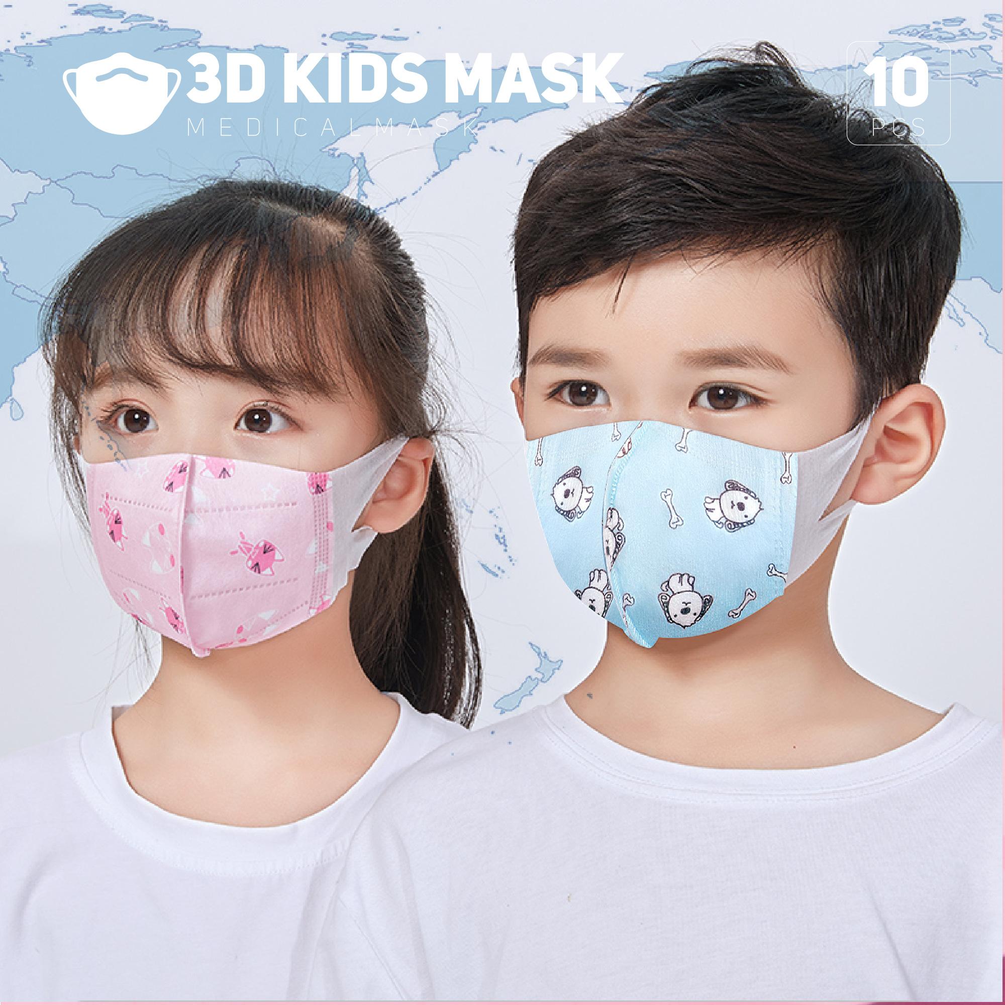 Combo 25 Khẩu trang trẻ em Shelton 3D Kids Mask (Trộn Màu),Khẩu trang 4 lớp trẻ em,Khẩu trang cho bé,Khẩu trang bé trai,Khẩu trang bé gái,Khẩu trang baby,Khẩu trang 3d em bé,khẩu trang trẻ em cao cấp,khẩu trang đáng yêu,Khẩu trang kids