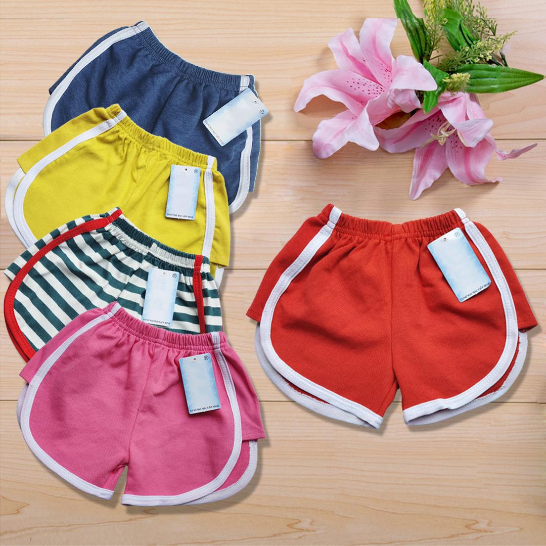 Sét 3 quần lẻ cho bé. Quần lẻ cho bé trai và bé gái, siêu dễ thương, phù hợp với các bé từ 8kg - 23kg.
