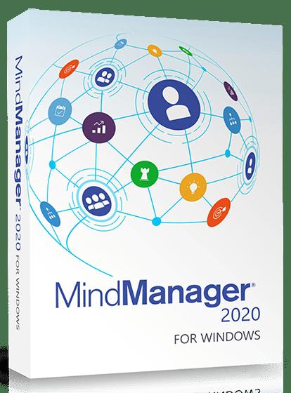 Phần mềm Mindjet Mindmanager 2020 tặng kèm Onedrive 5TB