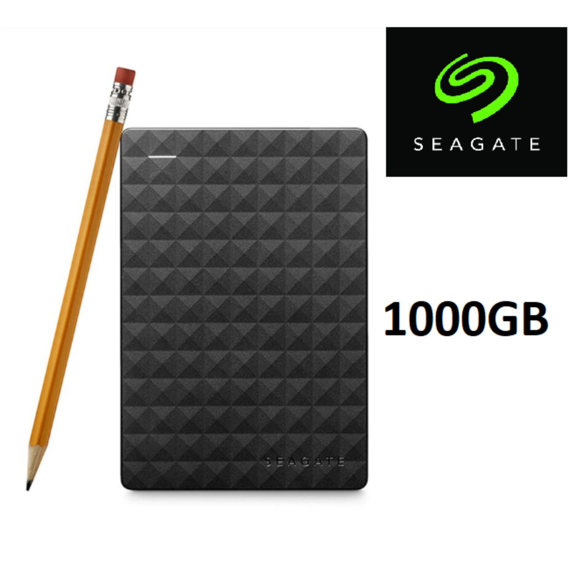 Ổ Cứng Di Động 1TB 3.0 Seagate Expansion - Bảo hành 24 tháng 1 đổi 1 Hàng Nhập Khẩu - Tặng túi chống sốc