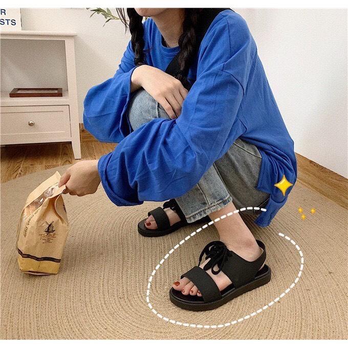 Sandal Nữ Quai Dẻo Cao Su Mã 05 Hàng Nhập Cực Rẻ 1