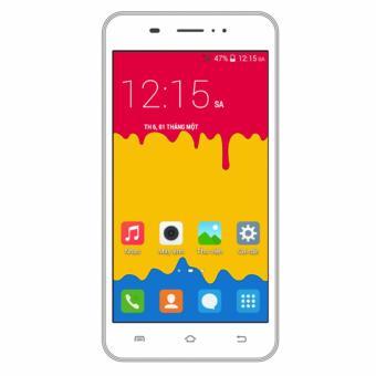 Zip Mobile Zip6 8GB 2 SIM (Trắng)