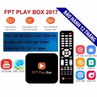Android TV box-FPT PLAY BOX-đẳng cấp thương hiệu