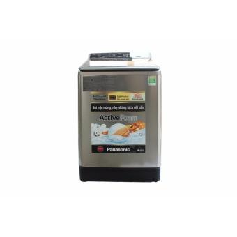 Máy giặt lồng đứng Panasonic NA-FS14V5SRV (Bạc)