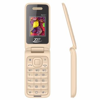 ĐTDĐ Zip Mobile Zip2.4-1 2 SIM (Gold)
