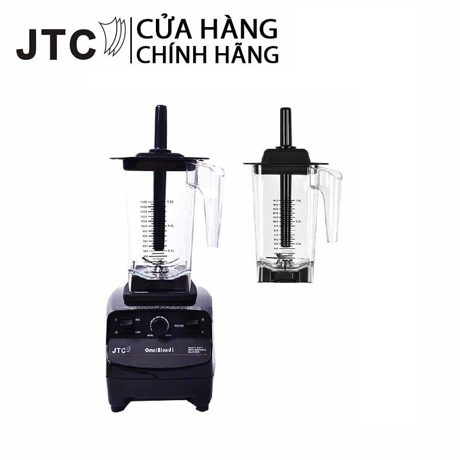 Combo Máy xay sinh tố công nghiệp JTC OmniBlend V TM-800A 1200W và Cối rời  JTC OmniBlend - Chính hãng